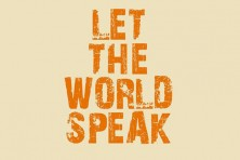"""Let the World Speak!"", An International event in Trivandrum"