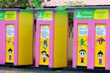 Trivandrum based company unveils cheapest solar powered eToilet for schools