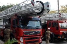 Representational Image: Aerial Platform Ladder of Karnataka Fire Force