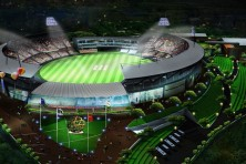 Kariyavattom International Stadium Inauguration today!