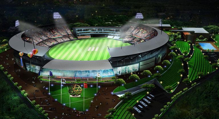 Kariyavattom International Stadium Inauguration today!