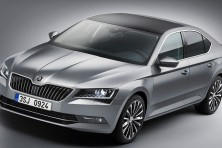 Skoda unveils 2015 Superb Sedan| Specs detailed