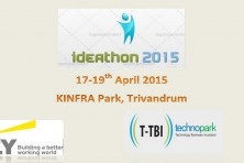 Ideathon 2015: Start up challenge to be held in Trivandrum!