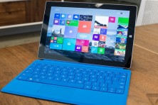 Microsoft Surface 3 with Intel Atom processor and 4GB RAM unveiled