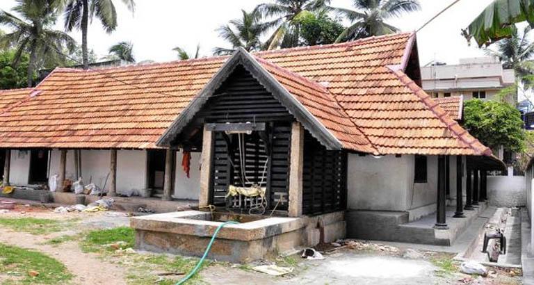 Nalukettu at Sreepadam Palace, Photo Credit: The Hindu
