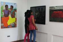 'Leap Year' painting exhibition charms the city!