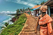 Varkala, Photo by Vineet Radhakrishnan