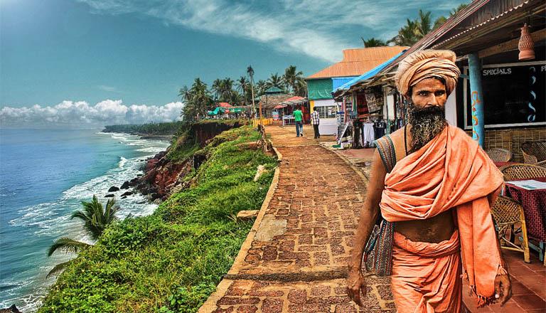 Varkala, Photo by Vineet Radhakrishnan