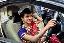 Wings Rainbow Taxi Service Mumbai, Image: Arijit Sen/Hindustan Times/Getty images