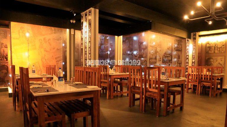 "GrandMaster's Kitchen, A Unique ""Film themed"" Restaurant Open in Trivandrum!"