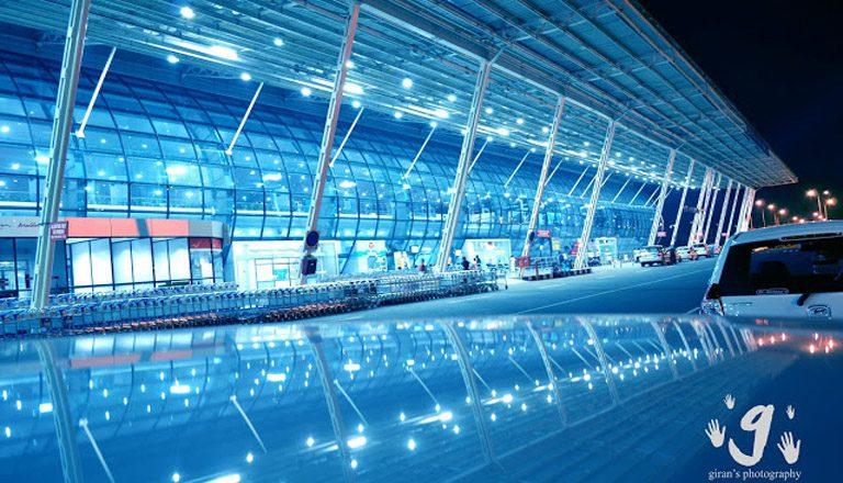 Trivandrum International Airport, Photo by: Giran's photography