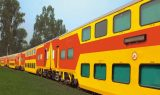 Double-Decker Train to Operate between Trivandrum Central and Chennai!