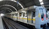 Picture of Delhi Metro, Source: Economic Times